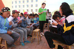 大陸/長春、內蒙古、青海… 台師大跨海與當地大學生攜手支教