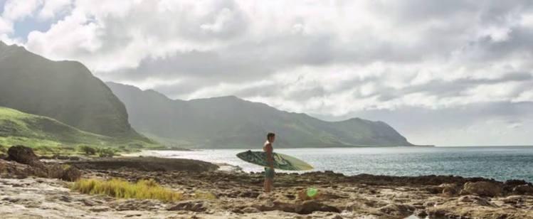 張孝全形容女生是道浪 每道打來的浪都是唯一。圖;文/美麗佳人提供