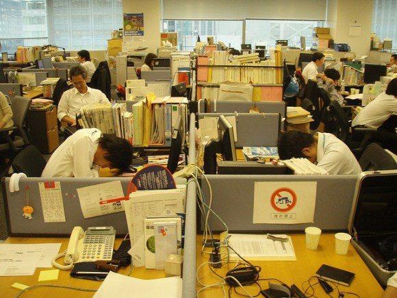 日本上班族的11個工作怨言 怎麼看著覺得好熟悉啊~