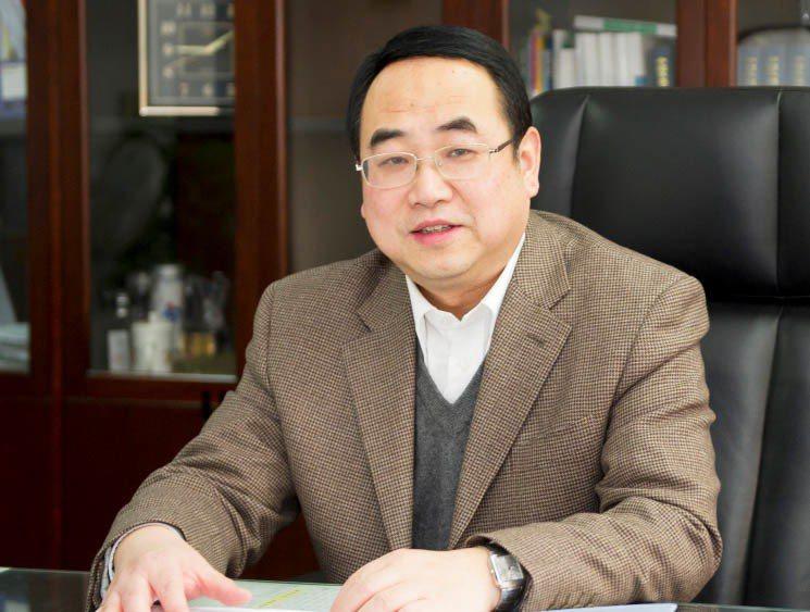 華中師範大學黨委書記兼博士班導師馬敏。華中師大/提供