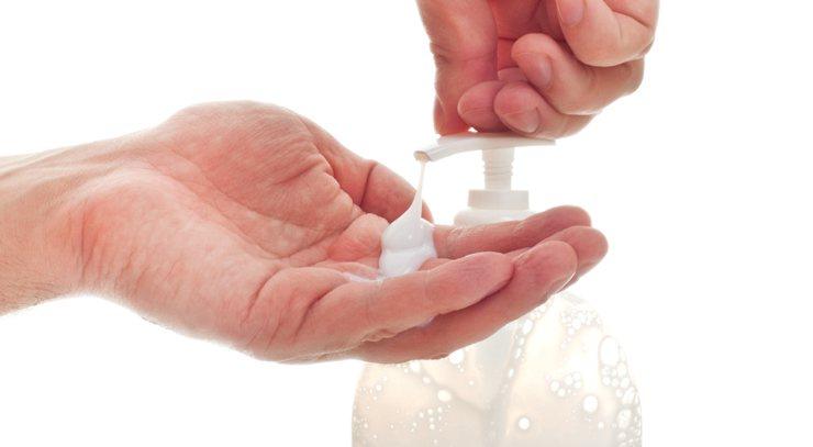 洗手乳。 圖/ingimage