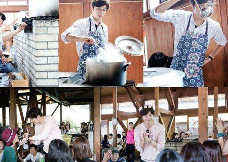 丁一宇和日本粉絲們共同舉辦了烤肉派對粉絲會,大獲成功。13日,丁一宇在日本東京的一處野營場地和500餘名粉絲舉辦了慶生粉絲會。在派對上,丁一宇向日本粉絲們介紹了韓國人過生日時喝海帶湯的習俗。令粉絲們...