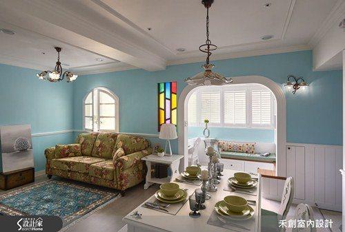 圖片提供/禾創室內設計/禾捷室內裝俢設計有限公司