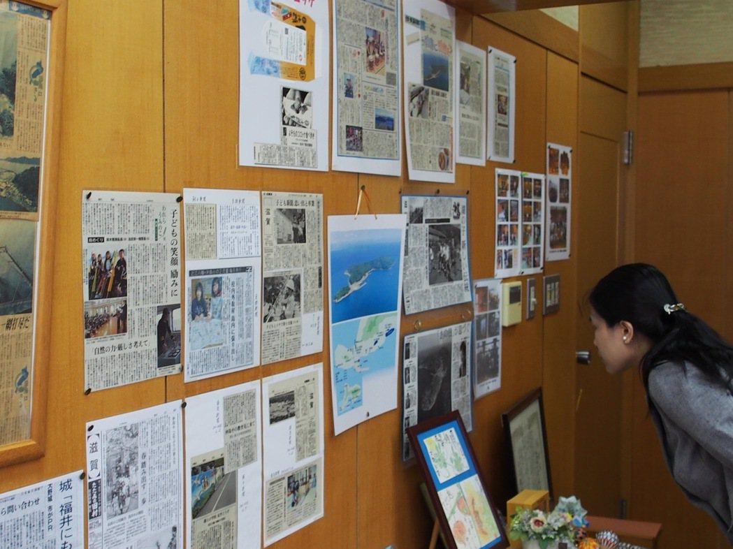 日本全國唯一一座有人居住的湖中島,島上的沖島小學吸引許多人前往參觀、媒體採訪,也...