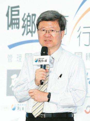 吳思華 記者余承翰/攝影