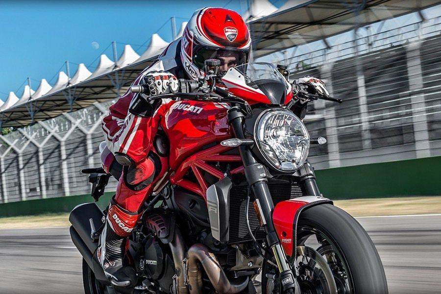 Ducati近日發表的Monster 1200R為街車置入了賽道魂。 Ducati提供