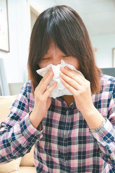 全國慢性鼻竇炎患者約超過200萬人,若拖延就醫恐釀成急重症。 報系資料照