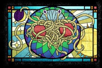 飛天義大利麵怪物是邪教嗎?