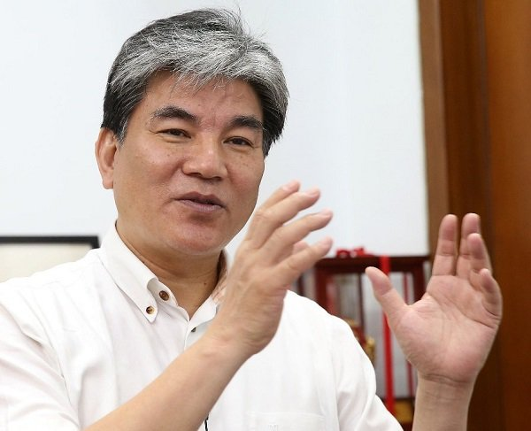 前內政部長李鴻源 圖/報系資料照