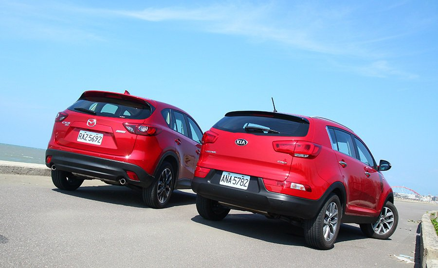 SUV在國內汽車市場始終相當熱銷,各大廠也都卯足全力推出新作。 記者敖啟恩/攝影