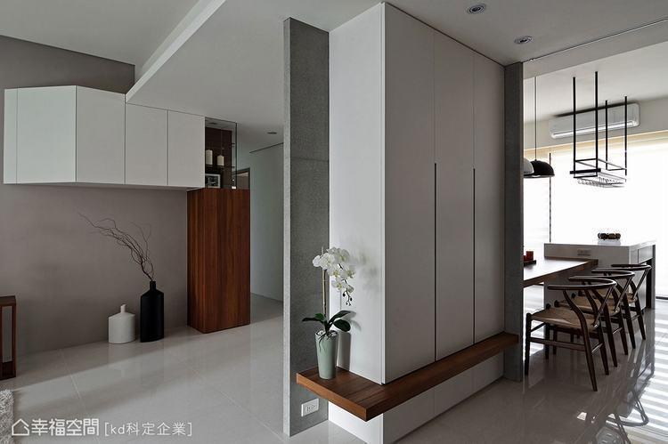 ▲創意風格的木作訂製家具,可貼近任何風格表現,像是造型、尺寸、材質搭配以及形體呈...