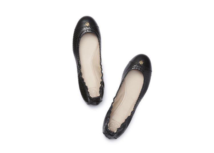 York Ballet平底鞋。圖/Tory Burch提供