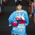 米蘭時裝周/Moschino 歡樂工地清潔秀
