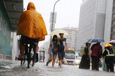 想像一個海綿城市(上):當雨水逕流影響河流生態