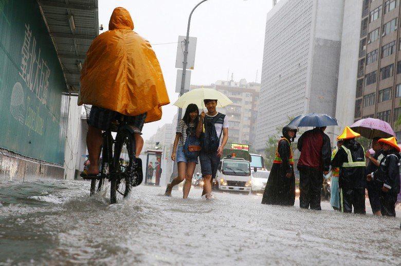 想像一個海綿城市:當雨水逕流影響河流生態