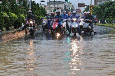 想像一個海綿城市(下):水旱災並存的台灣,水管理從破除排水迷思開始