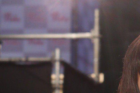 第五十屆金鐘獎晚間登場,資深藝人羅霈穎擔任觀禮嘉賓。
