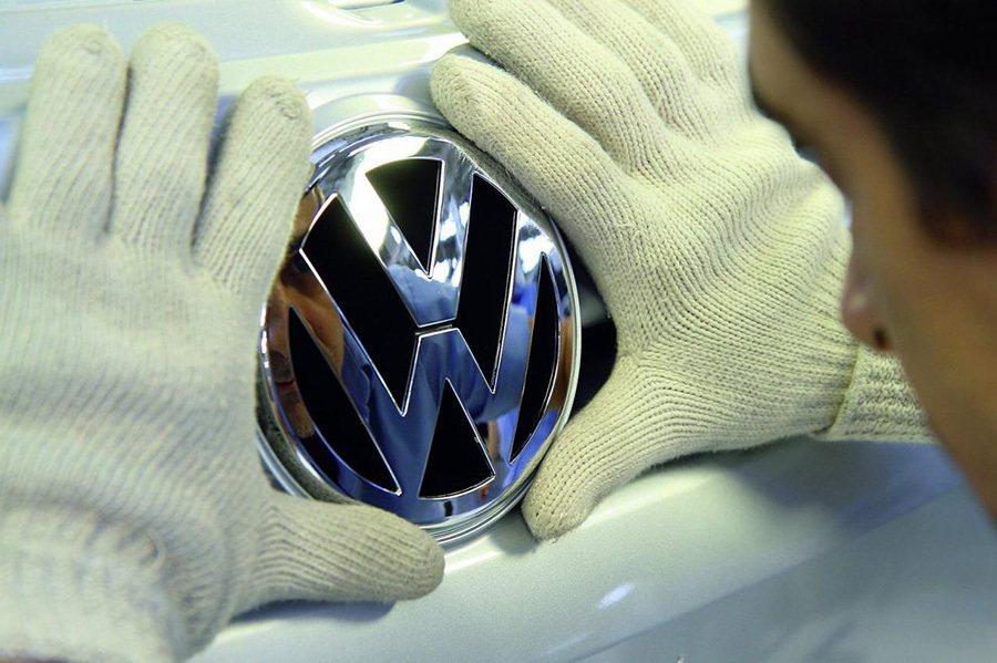 VW福斯汽車的聲譽與股票都一落千丈。 VW提供