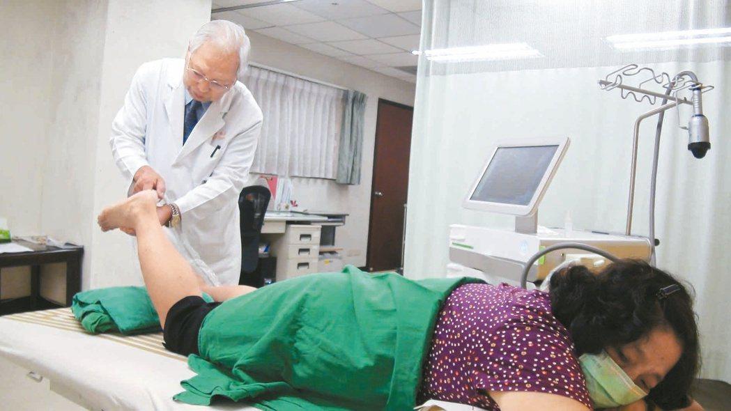 體外震波過去用在打腎結石,如今可用來治五十肩、足底筋膜炎、缺血性心臟病等疾病。 ...