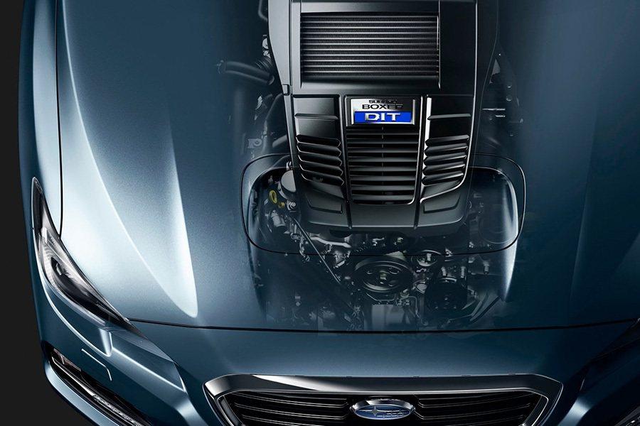 搭載原廠代號FB16的1.6升缸內直噴渦輪增壓(DIT)的Boxer水平對臥四缸...
