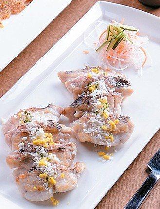 波蘭式白肉魚