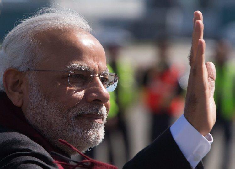 印度總理莫迪。 圖/美聯社