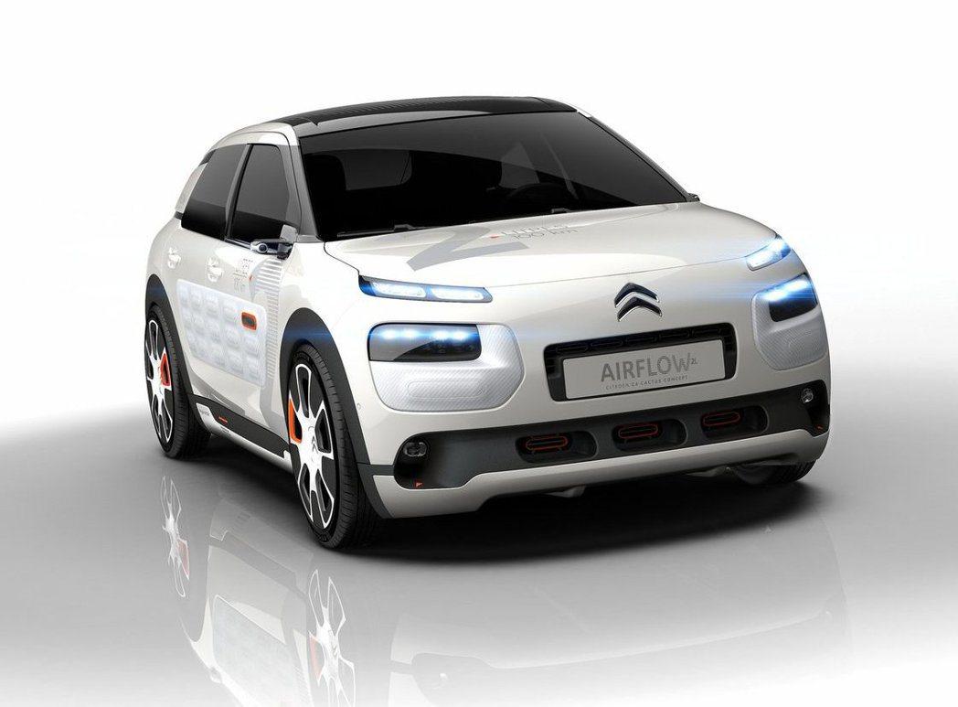 雪鐵龍外觀設計總監Frederic Duvernier認為車輛設計應該專研在一種...