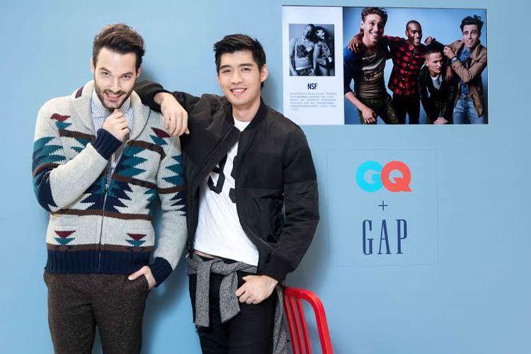 美國休閒時尚品牌 Gap 與 男性時尚誌 GQ 攜手合作的限量男裝系列邁入第4年...