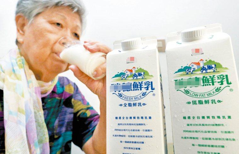 全脂牛奶反敗為勝? 美國官方多年來建議民眾不要喝全脂牛奶,但近年研究顯示,全脂奶...