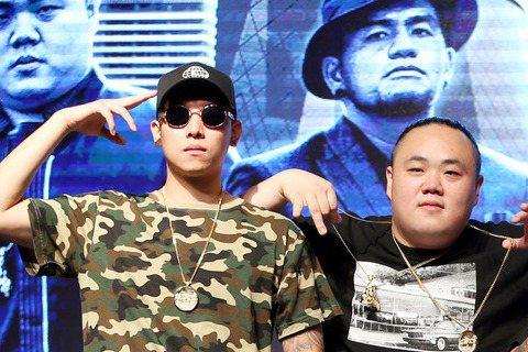 張震嶽、熱狗及頑童MJ116組成的「本色兄弟」,12月19日將在小巨蛋演出,3組人馬歌路大不同,此次以嘻哈音樂為主,激盪出不同的火花。張震嶽表示,嘻哈音樂是年輕人的語言,現在不管是唱片或綜藝等都有斷...