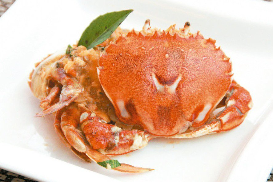 珍菇黃金蟹