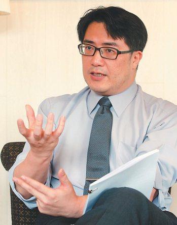 台北榮總高齡醫學中心主任陳亮恭。 記者邱德祥/攝影
