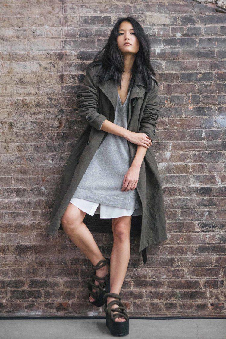 來自倫敦的時尚品牌AllSaints,結合時尚和搖滾精神。圖/AllSaints...