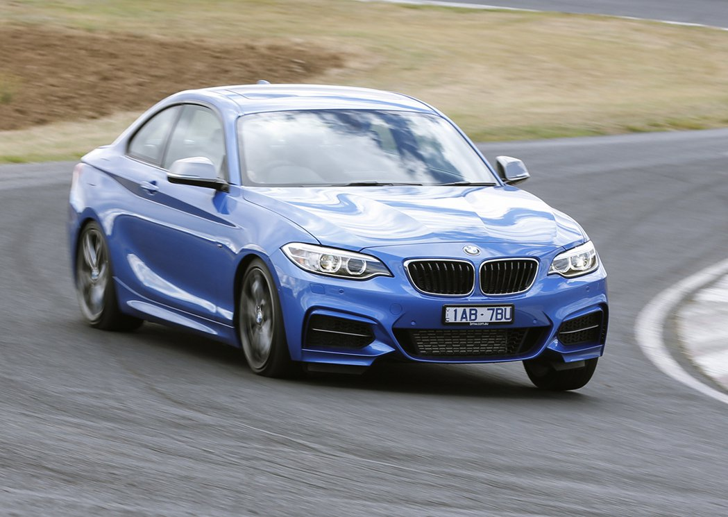 2016 BMW M235i 圖/原廠提供
