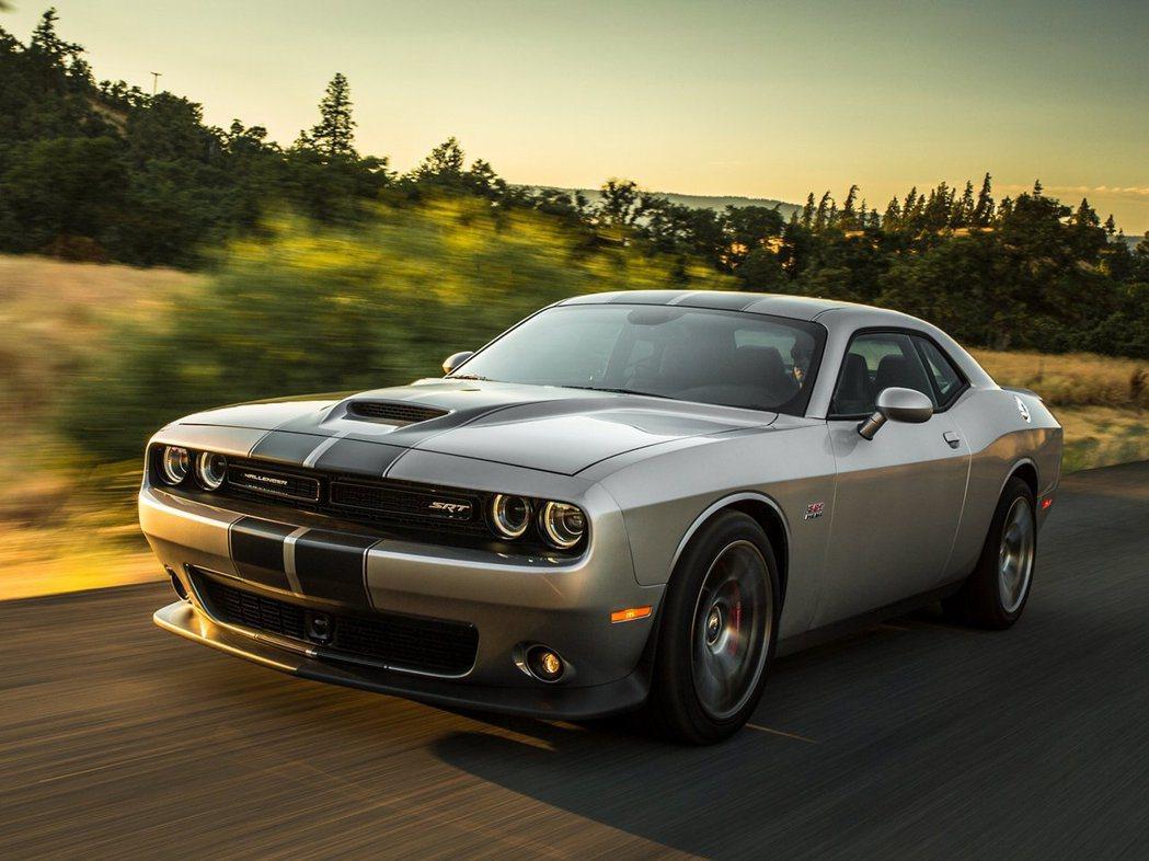 2016 Dodge Challenger SRT 392 圖/原廠提供