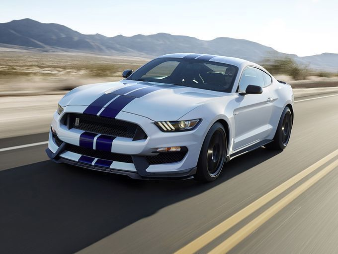 2016 Ford Shelby GT350 Mustang。 圖/原廠提供