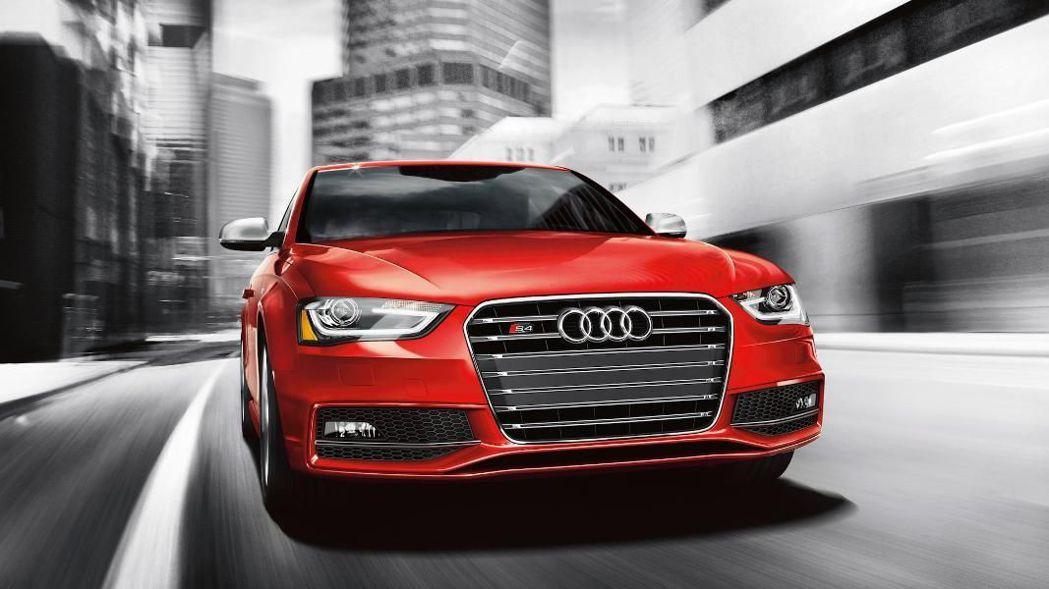 2016 Audi S4。 圖/原廠提供