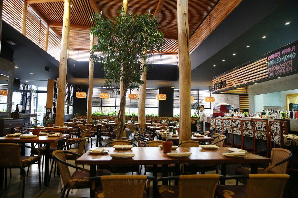 Nanka餐廳。 特派記者陳柏亨/秘魯攝影