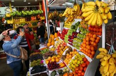 秘魯/以食物為引擎…市場拉皮斬毒瘤 階級不見了