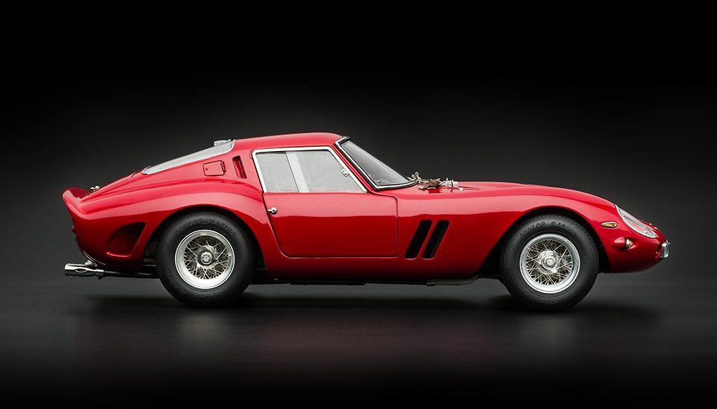 Ferrari 250 GTO在2014年創下3千8百萬美元拍賣紀錄,不僅是最貴...