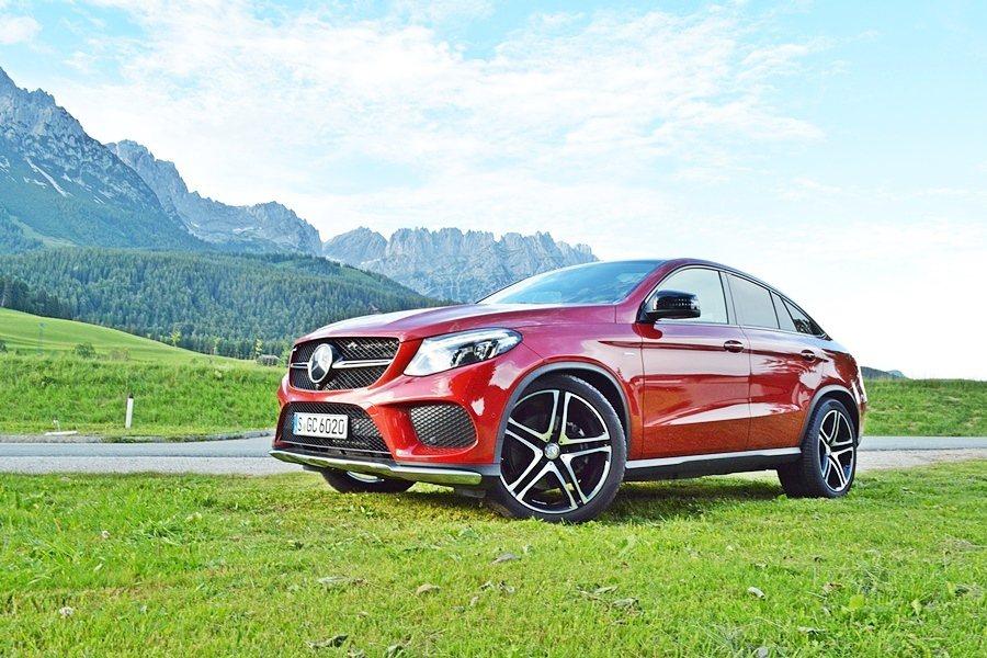 GLE Coupe跑旅從造型到內裝,都注入跑車元素,更具備強悍動力,完全顛覆過往...