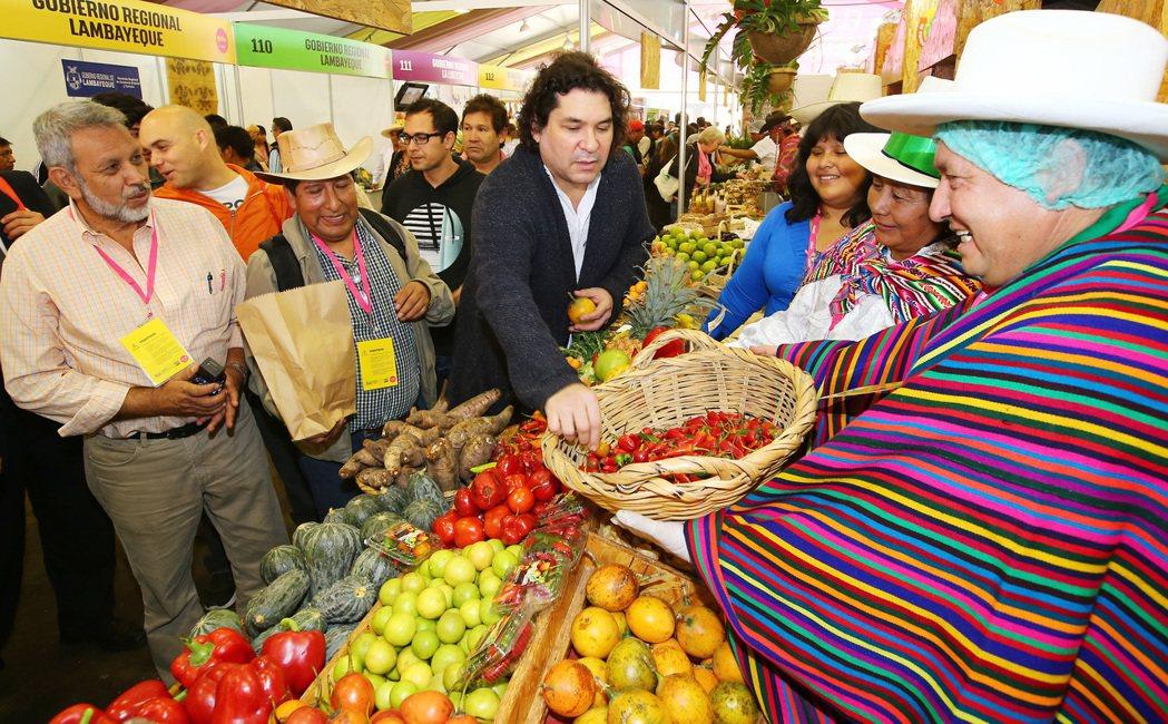 自二○○八年起,南美最大的美食嘉年華Mistura開始在祕魯首都利馬舉辦,吸引全...