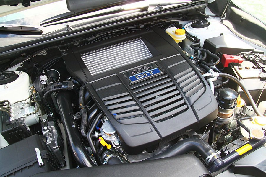 搭載專為 Levorg量身打造的原廠代號FB16的1.6升缸內直噴渦輪增壓(DI...