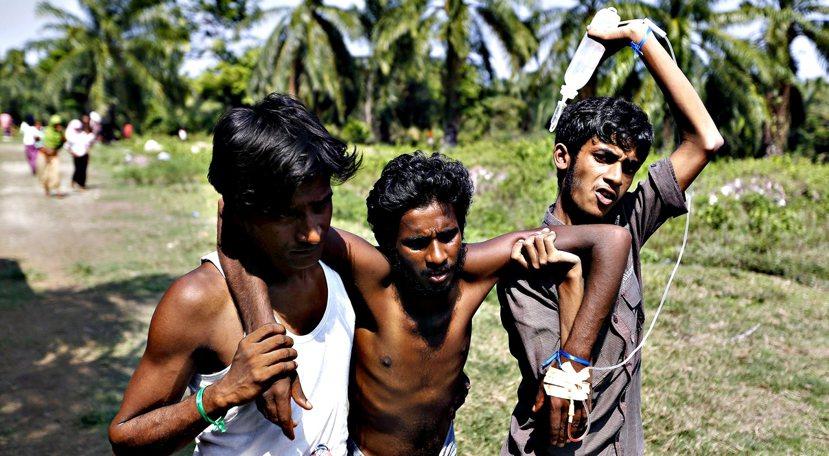 近年的羅興亞難民船事件,亞洲國家的第一反應多是驅逐難民船於領海,而非主動提供救助...