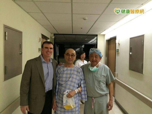 83歲翁登太魯閣 機器人關節置換夠「膝」力