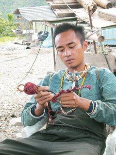 大鳥歸巢 用鍵盤救部落文化