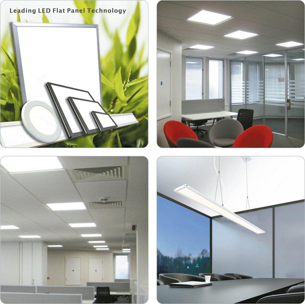 揚昇照明的照明產品,採模組化滿足客戶不同需求。 揚昇/提供