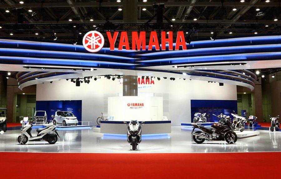 面對日本兩年一度的車壇盛事,不僅汽車廠商,即便是機車廠商也都投入參展。 摘自Ya...