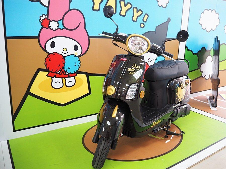 全新推出的2015年Hello Kitty聯名限量版J-BUBU,預計11月正式...