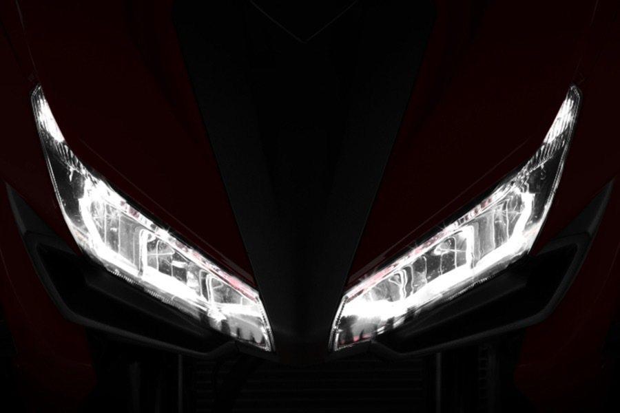 LED頭燈更有科技感,尾都同樣也是使用LED照明技術。 Honda提供